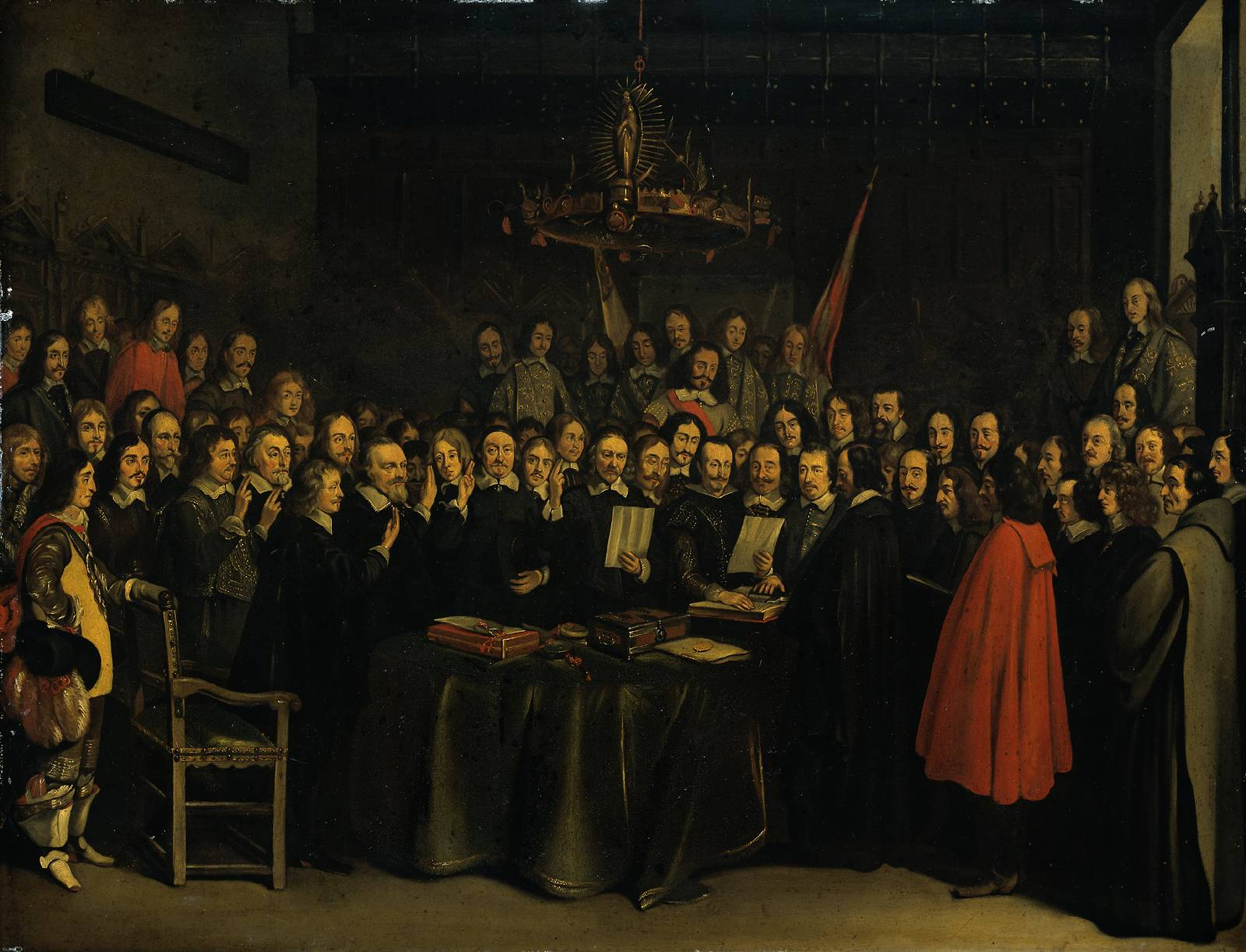 "City of ""Peace of Westphalia"""