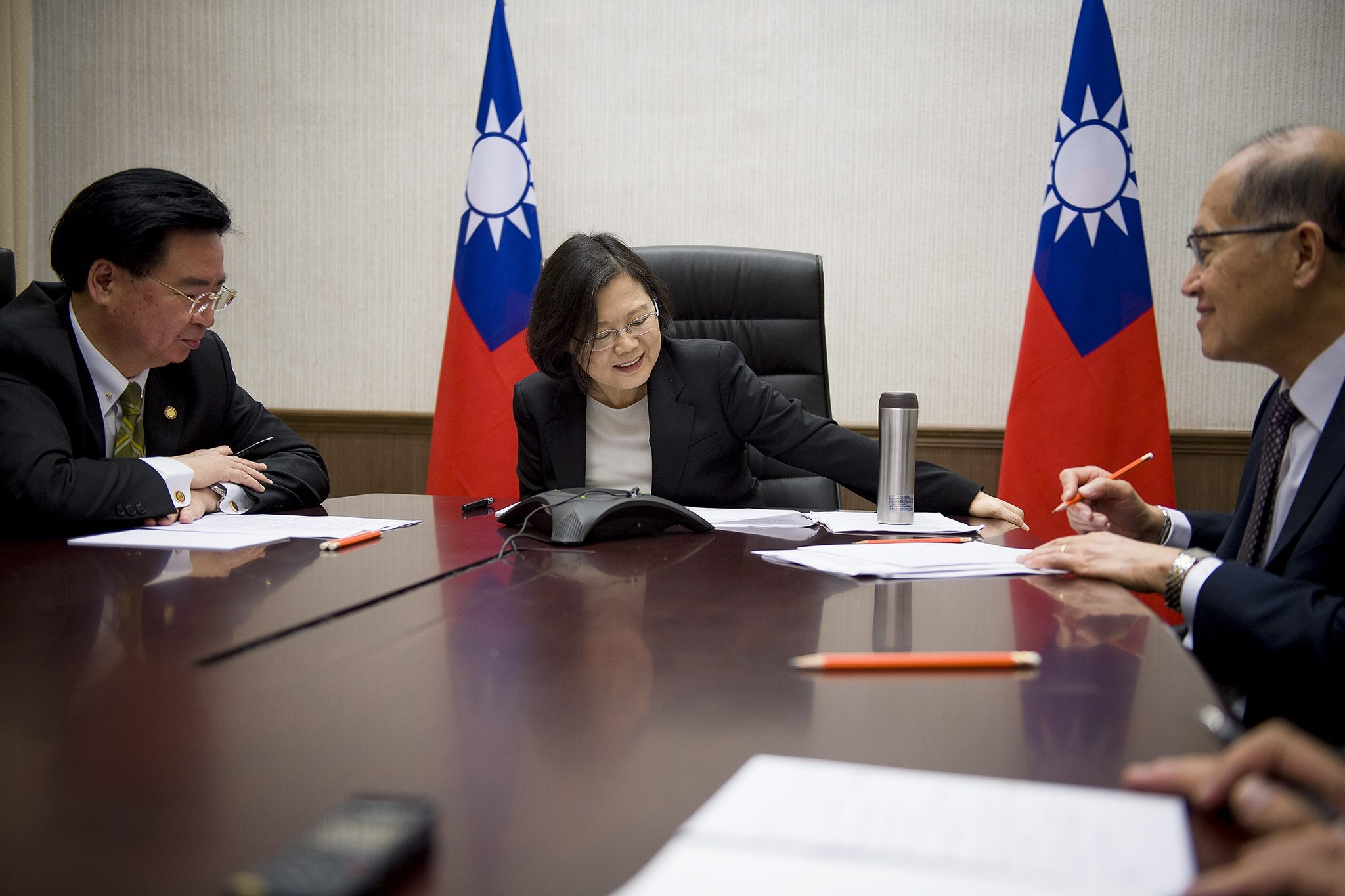 U.S. – Taiwan Relations