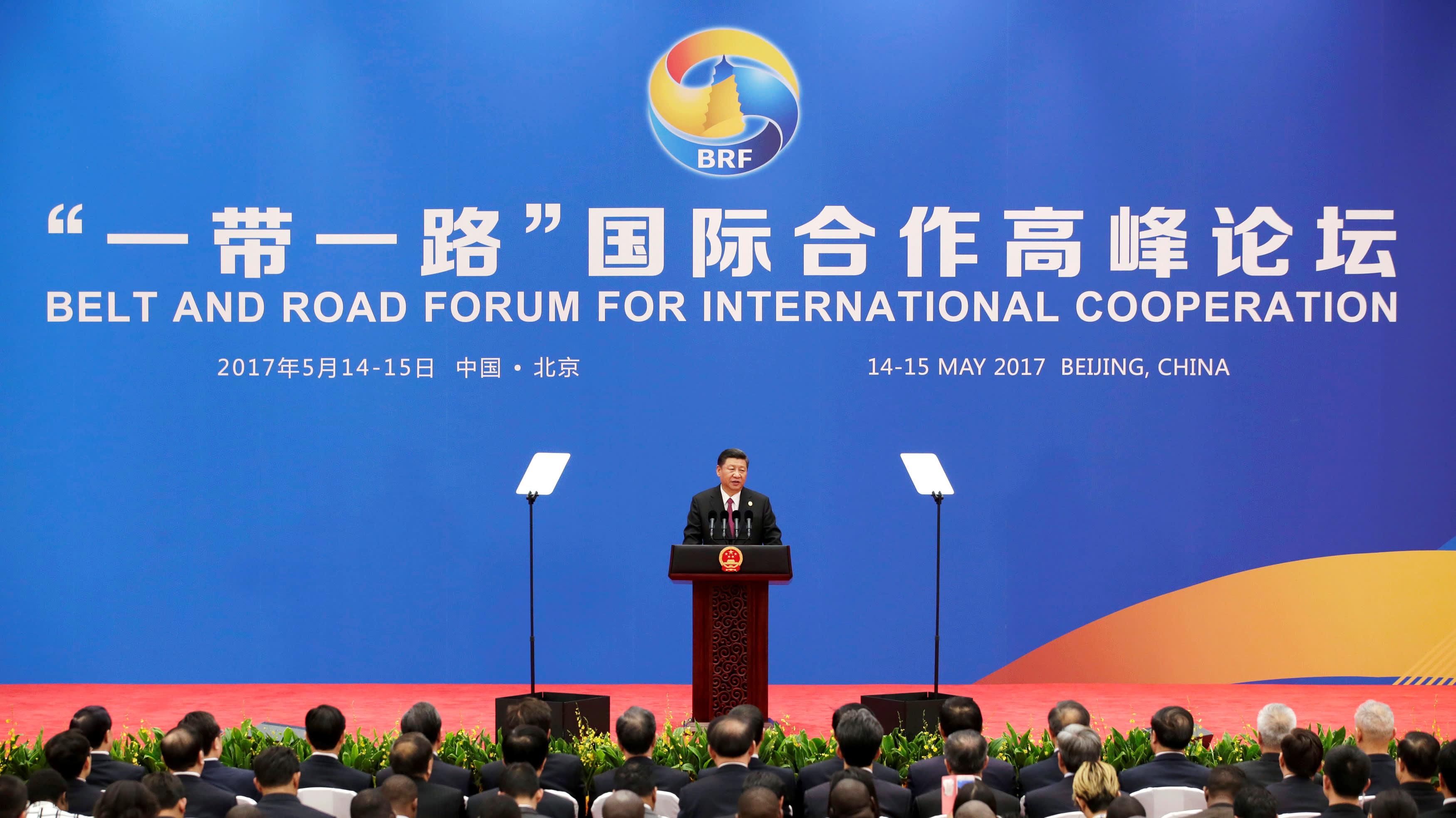 BRI and Chinese World Order